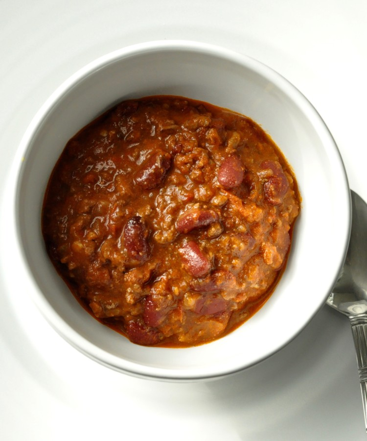 Spicy Harissa Chili