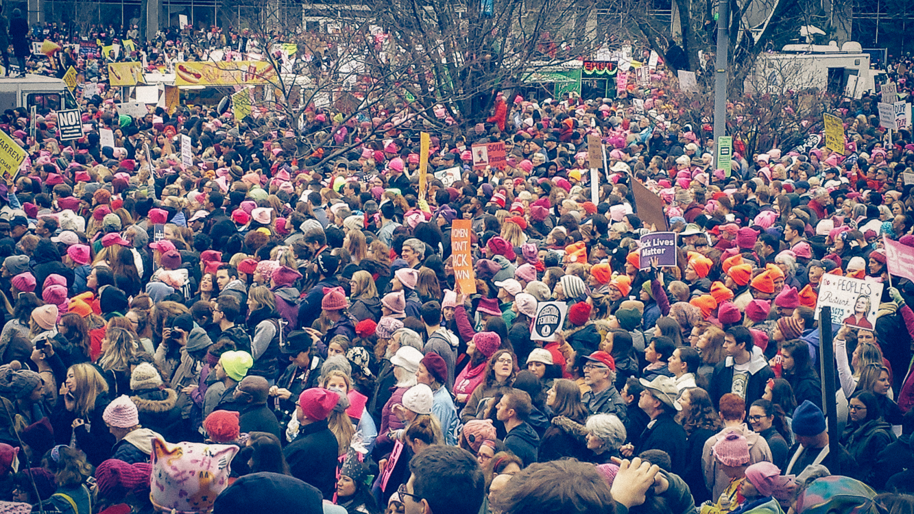 Women's March Washington DC-16